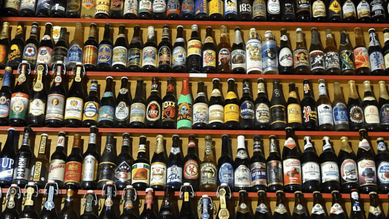 Types of German Beer