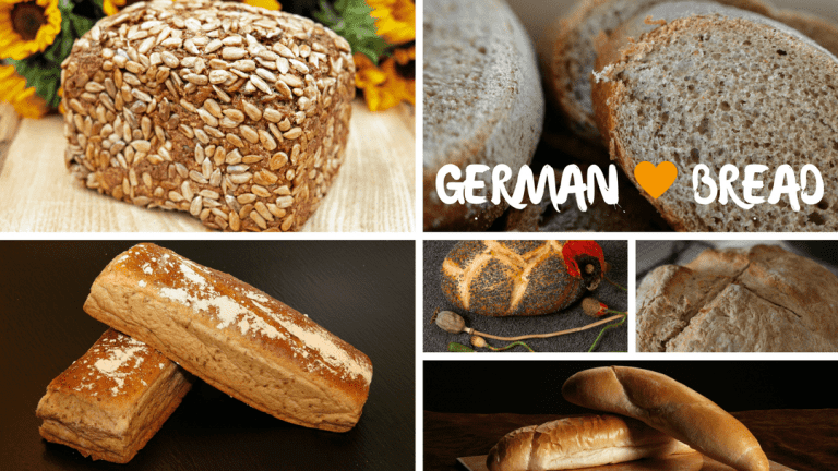 German Bread Tasting