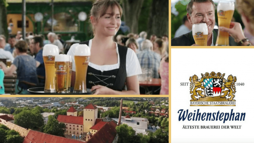Oldest Brewery in Germany Weihenstephan