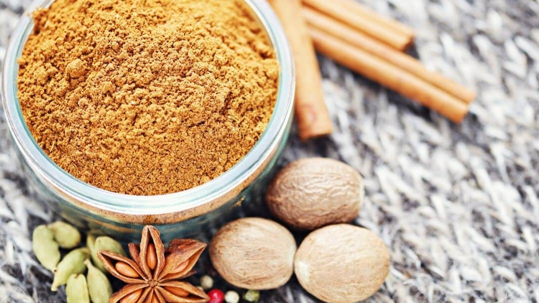 Gingerbread Spice Recipe Ingredients