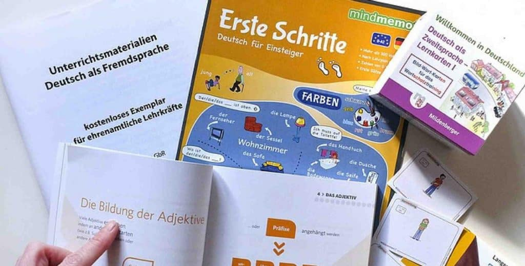 German Language Course Christmas Gift Idea