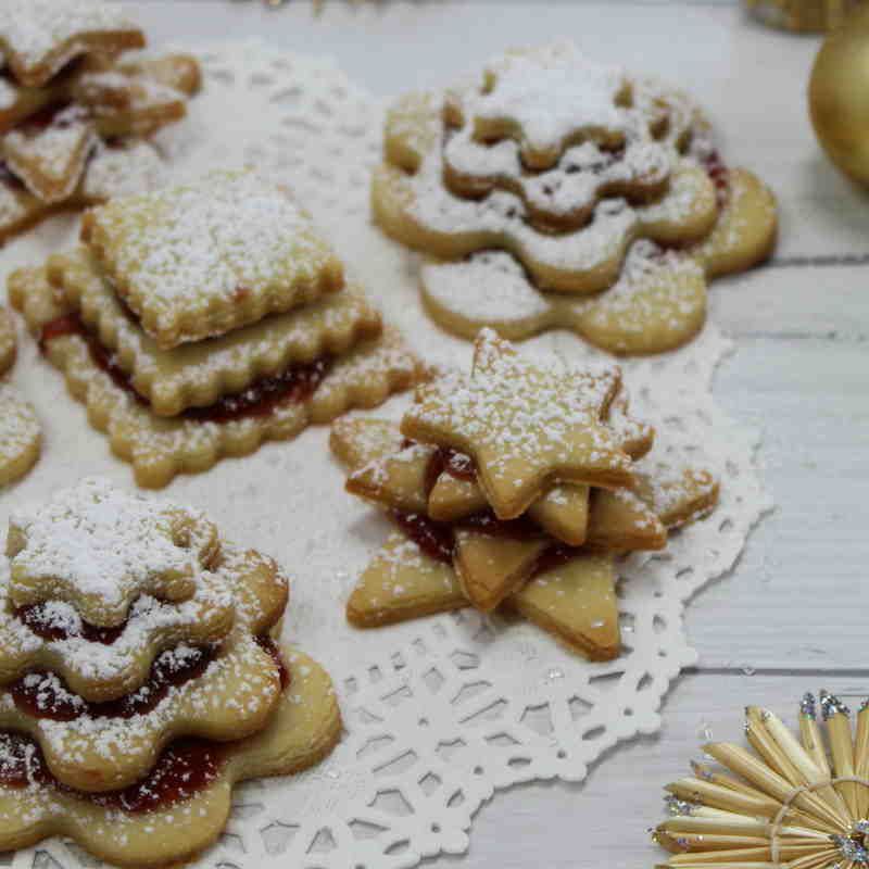 Top 10 Best German Christmas Cookies Alltastesgerman Com