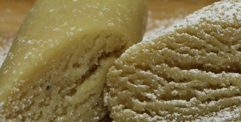 Homemade Marzipan Paste