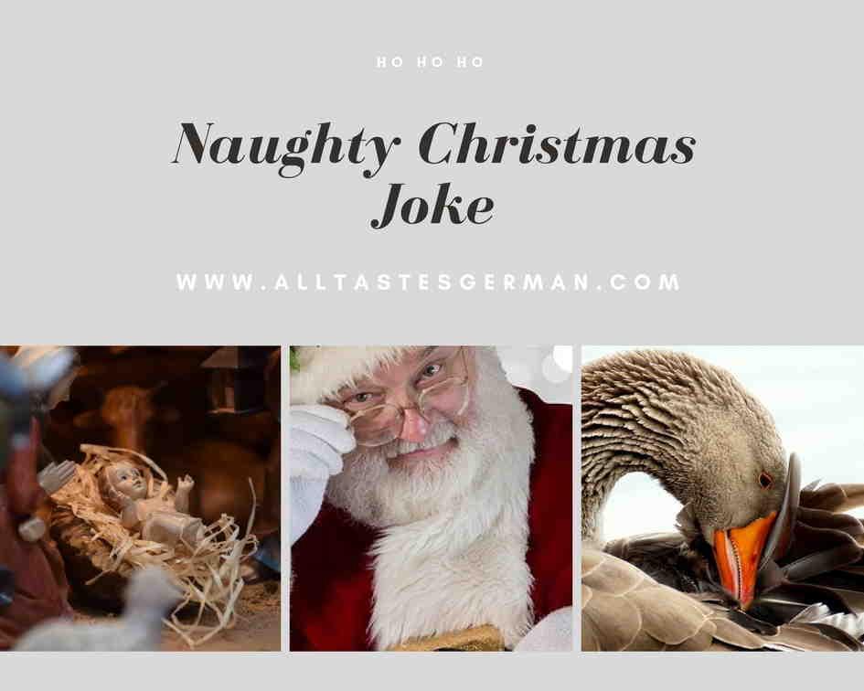 Naughty Christmas Joke