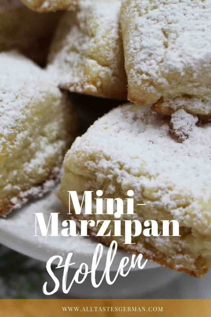 Stollen with Marzipan