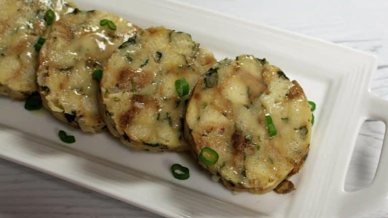 Bread Dumpling Logs – Serviettenknödel