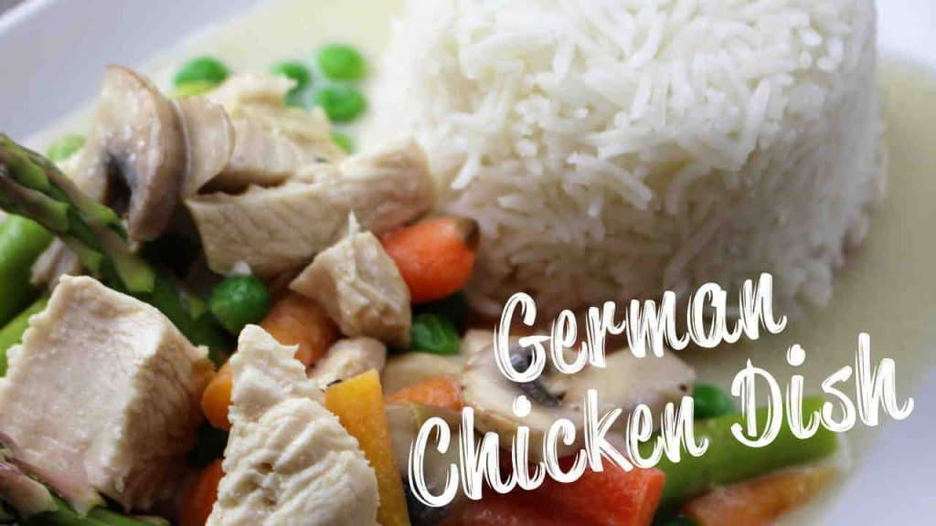 German Chicken Dish