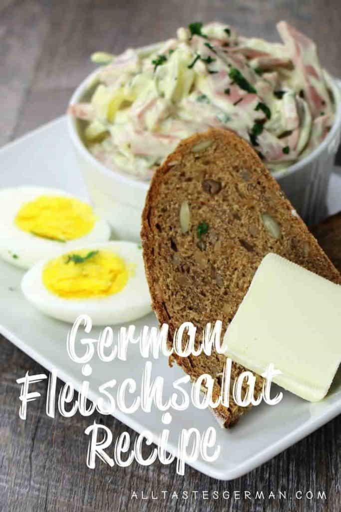 German Fleischsalat Recipe