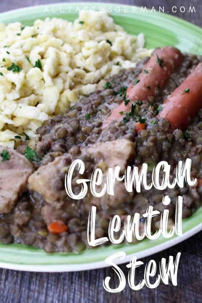 German Lentil Stew