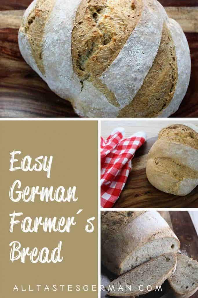 German Rustic Bread Recipe
