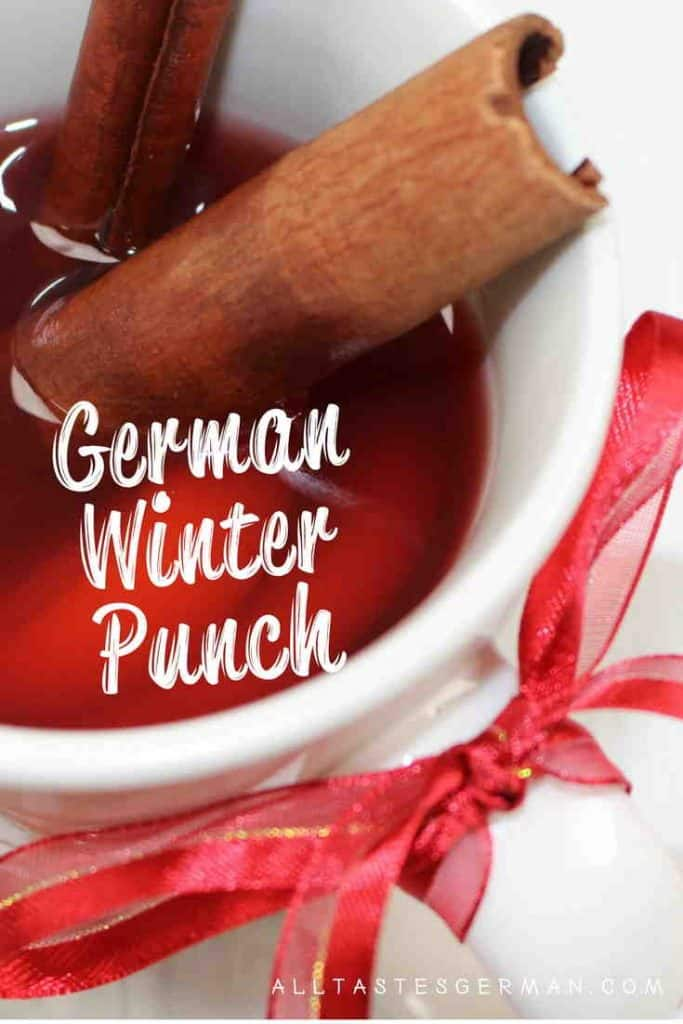 German Winter Punch