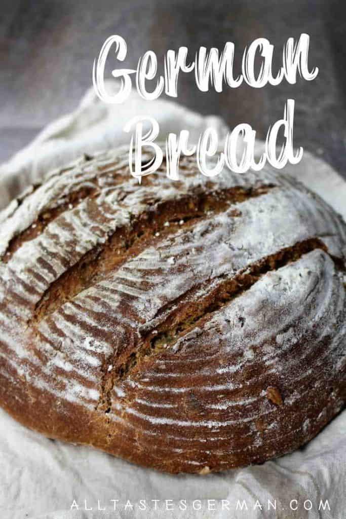 Homemade German Bread