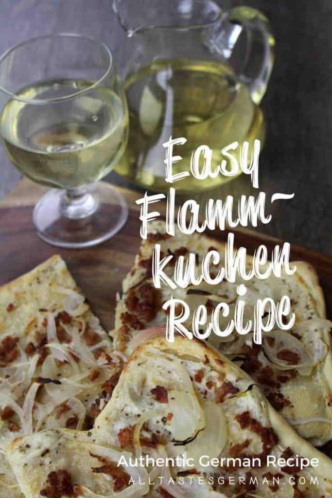 Easy Flammkuchen