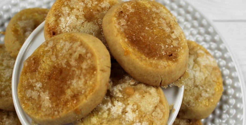 German Caramel Cookies