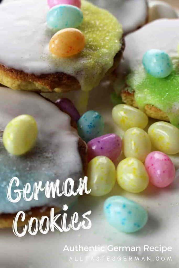 German Cookies Amerikaner