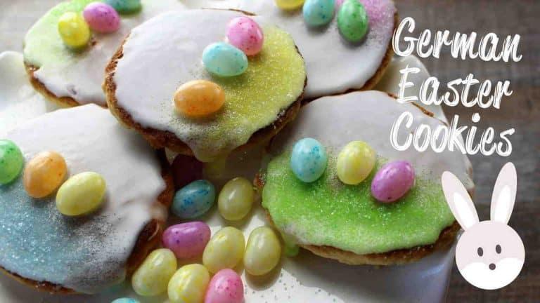 Easter Mini-Amerikaner