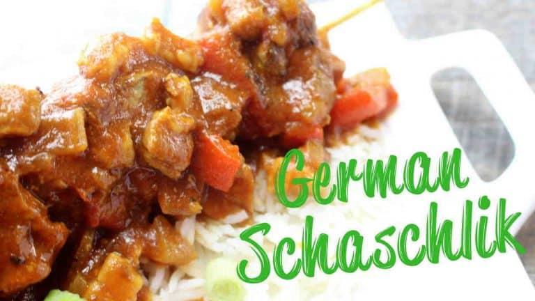 German Pork Shashlik