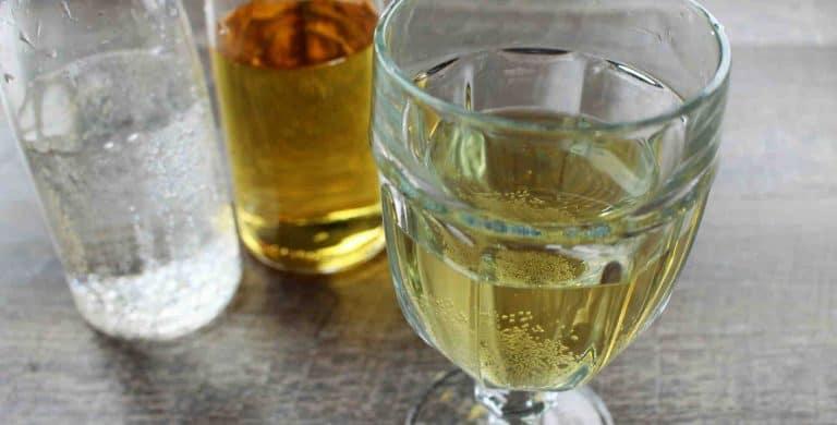 German Sparkling Apple Cider