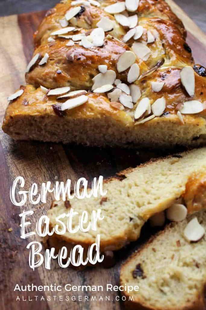 german easter sweet bread recipe