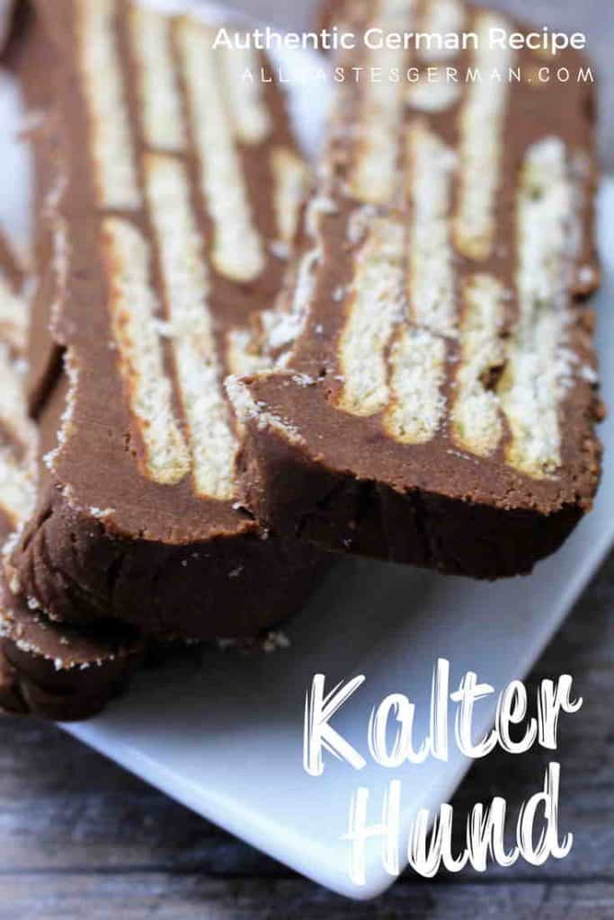 Kalter Hund Recipe Chocolate