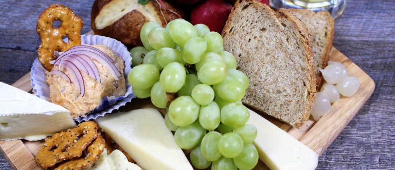Bavarian Cheese Board