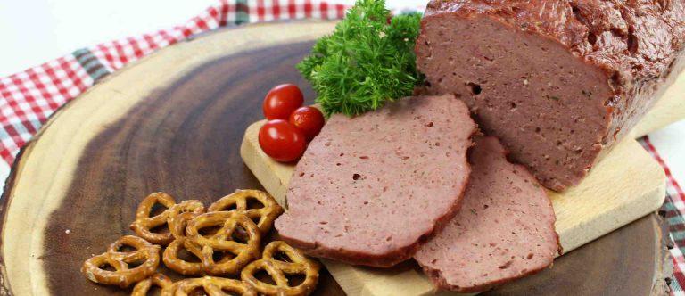 Leberkase – German Sausage Loaf
