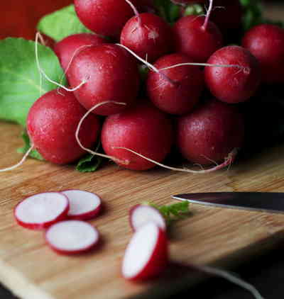 How to make Radish Salad