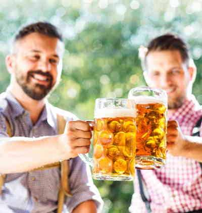Oktoberfest Beer Appetizer
