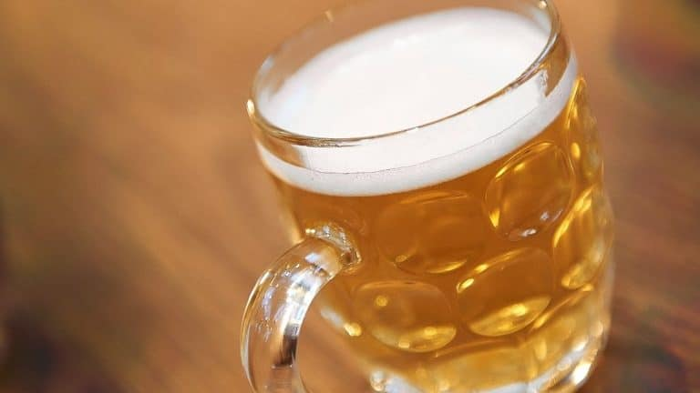 German Beer & Lemon Soda Mixer Radler
