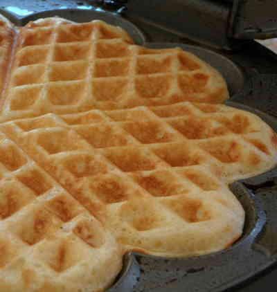 german waffle maker