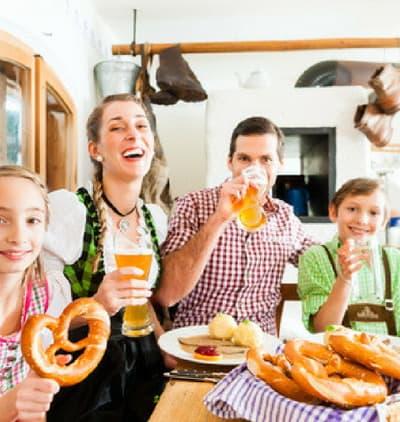 Oktoberfest Family Dinner Ideas