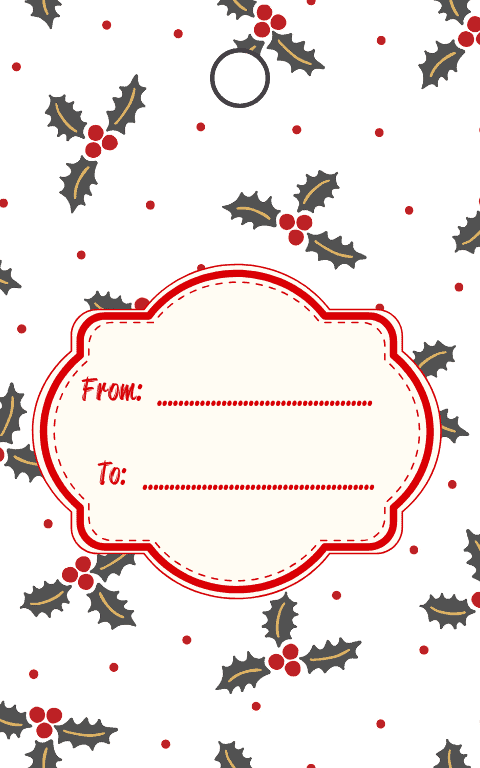 Neutral Gift Tags (2)