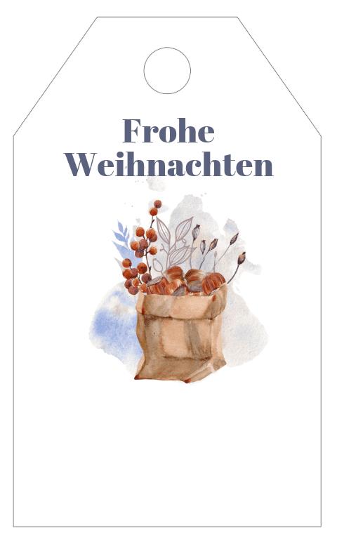 Winter Wonderland Gift Tag (1)
