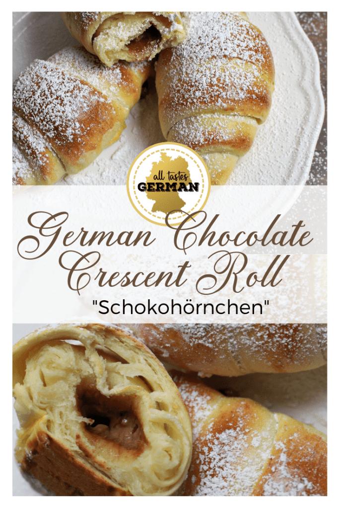 German Breakfast Pastry