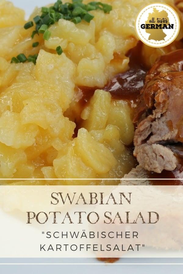 swabian potato salad pin