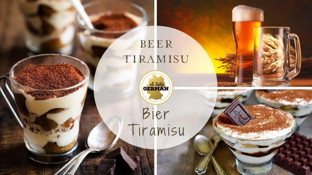 Beer Tiramisu