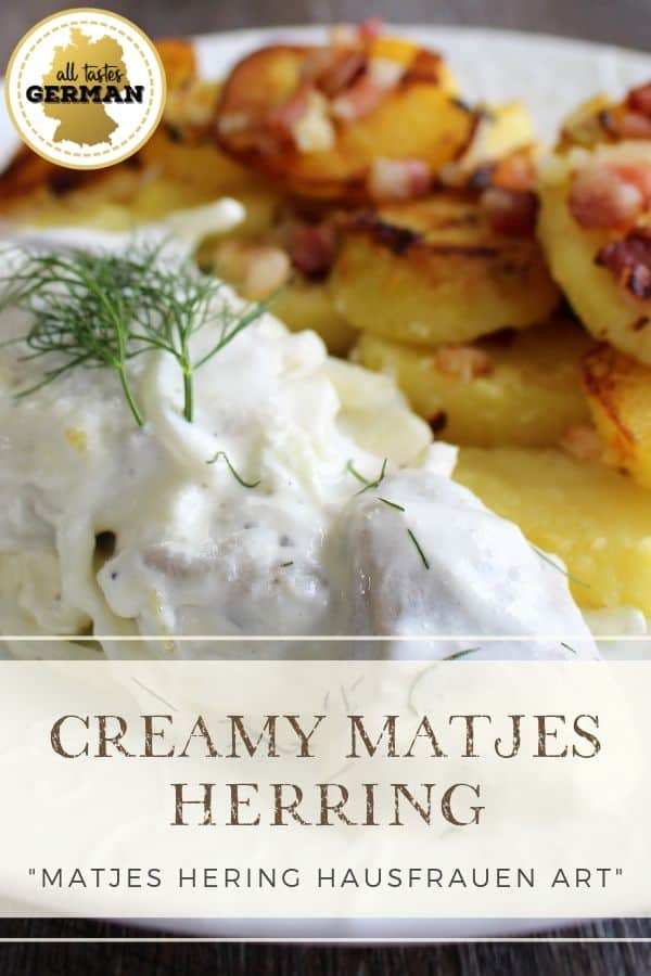 Creamy Matjes Herring