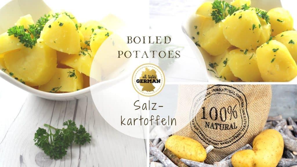 German Boiled Potatoes
