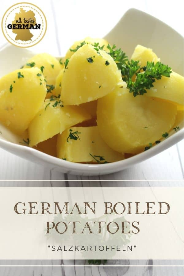 German Boiled Potatoes