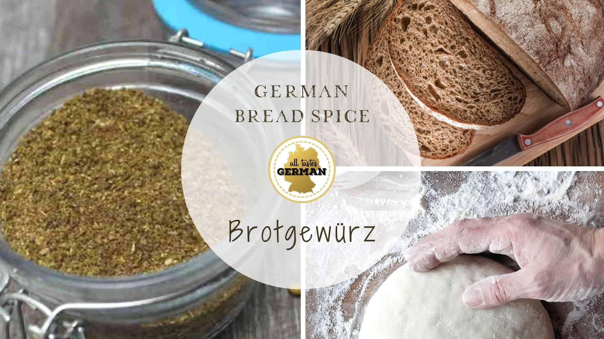 German Bread Spice
