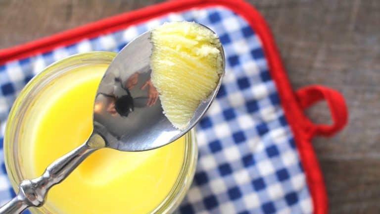 German Butterschmalz – Clarified Butter