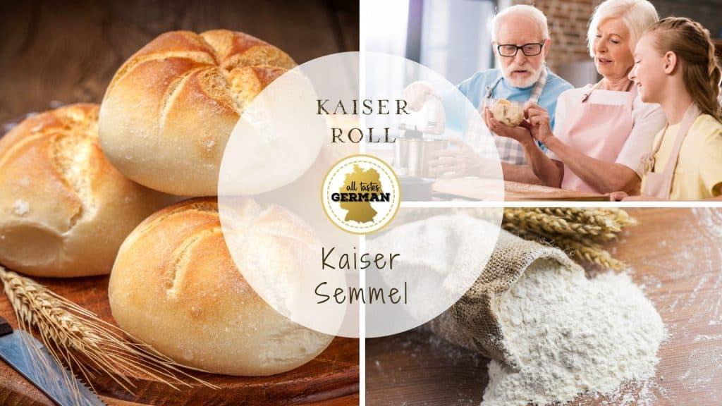 Kaiser Rolls Header