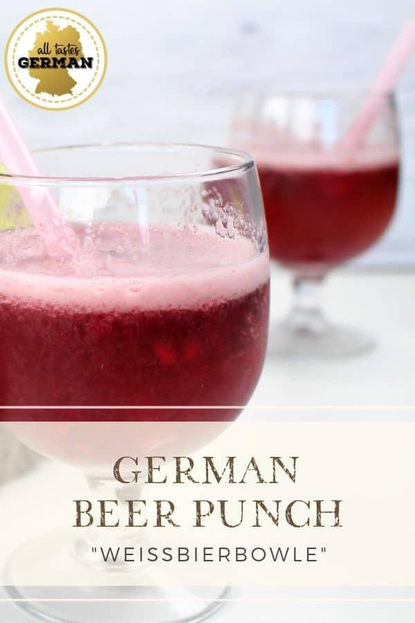 German Beer Punch