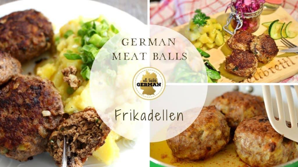 German Meat Balls