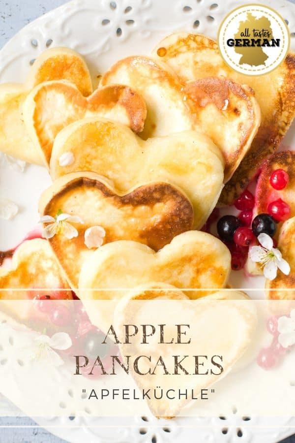 Swabian Apple Pancakes