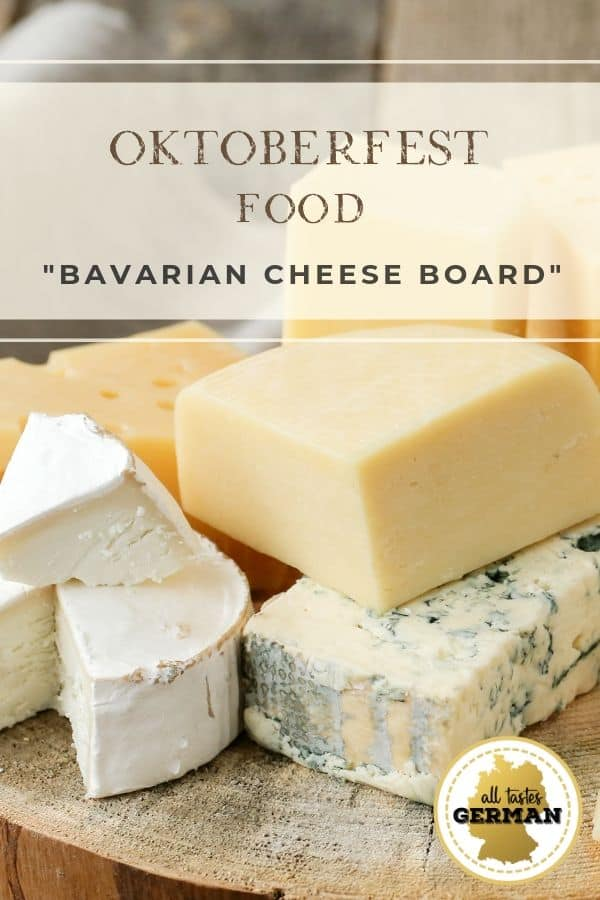 Bavarian Cheese Board Pin