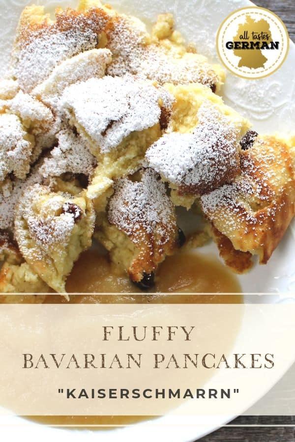 Bavarian Pancakes Pin
