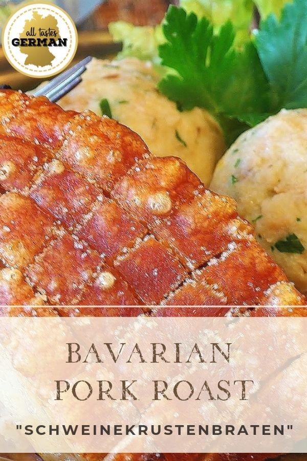 Bavarian Pork Roast Pin