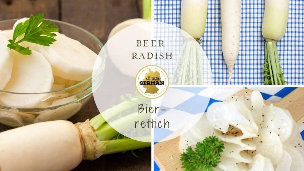 Beer Radish