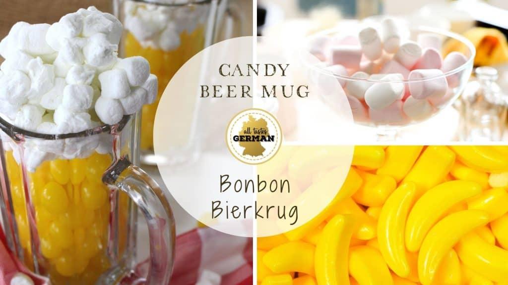 Candy Mug Collage